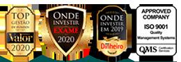 Prêmios Ouro Preto Investimentos